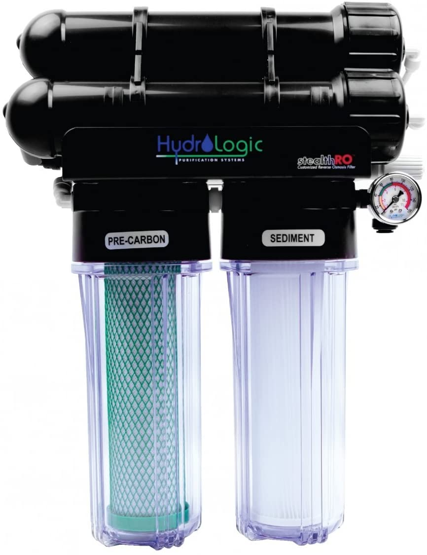 Denali Pure Brand Includes Carbon Block Filter /& PP Sediment Filter 5-Pack Replacement Filter Kit Compatible with Hydo Logic HL# 31035 RO System
