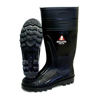 Botas de Agua de Seguridad Negras ref.72241 Bellota (40)