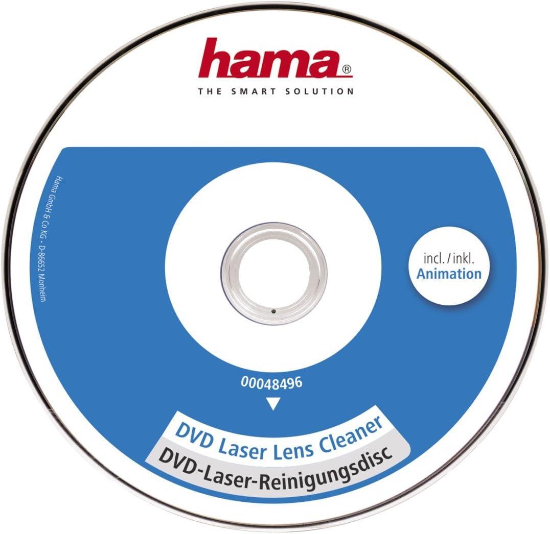 Hama Dvd Reinigungsdisc Laser Reinigungs Dvd Elektronik