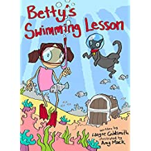 Betty's Swimming Lesson (Betty Books - Kids Can Do Anything)