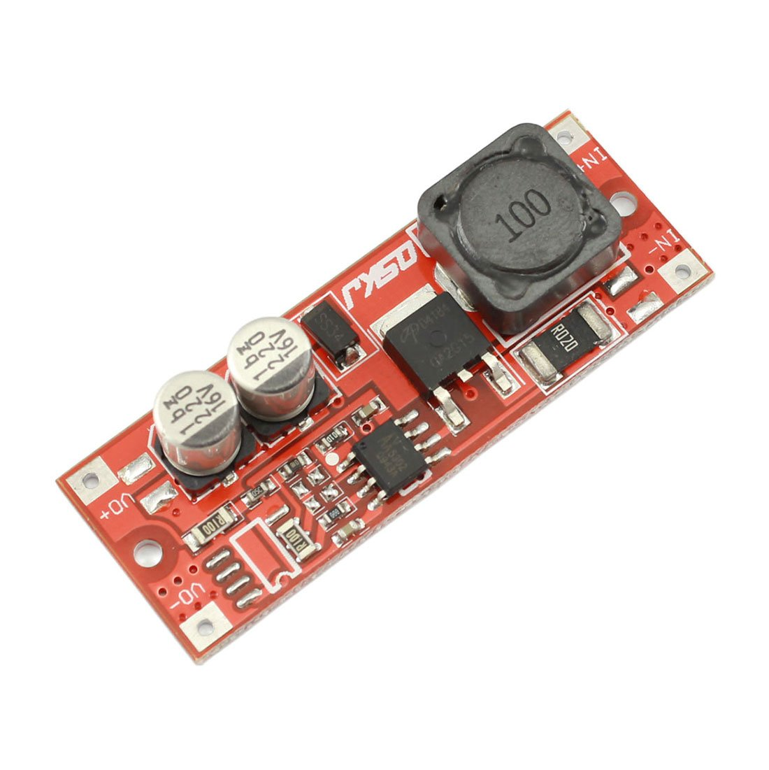 Ailavi Dc Boost Converter 3v 12v To Fixed Voltage Usb 5v Dcdc Stepup Circuit Step Up Mobile Power Supply Module 12w Home Audio Theater