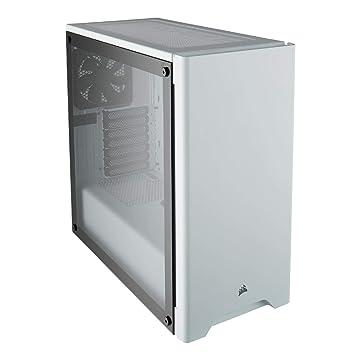 f842418524 Amazon   Corsair Carbide 275R Tempered Glass -White- ミドルタワー型 ...