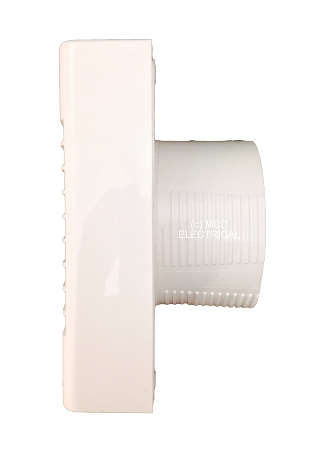 Airvent 459309a 100mm 4 Bathroom Extractor Fan With Timer And