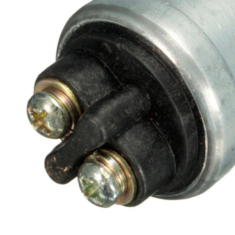 mfpower Interruptor de empuje del bot/ón de partida del motor del cuerno de la prenda impermeable de 12V 20A para la bici del barco del coche
