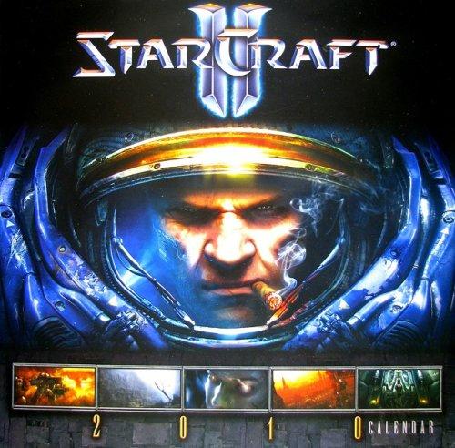 Starcraft II 2010 Wall Calendar (Calendar)