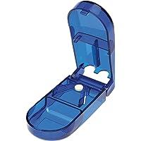 Separador de pastillas First Aid Only, azul, plástico