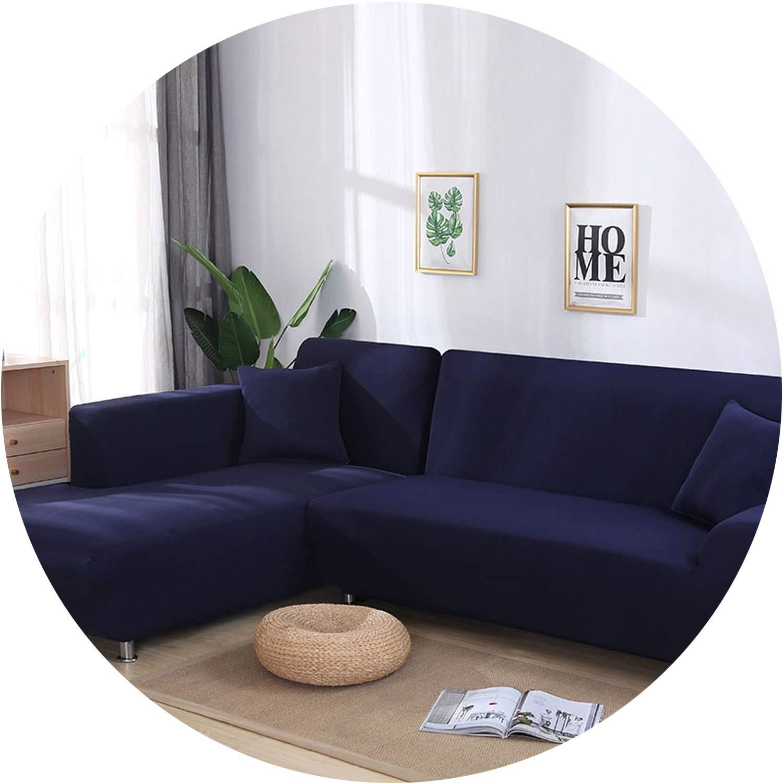 Amazon.com: Little Happiness- Funda de sofá en forma de L ...