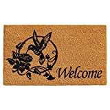 Best Home & More Home Products Hummingbirds - Home & More 101931729 Hummingbird Welcome Doormat Review