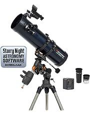 Celestron 31051 AstroMaster 130EQ Reflector Telescope Motor Drive