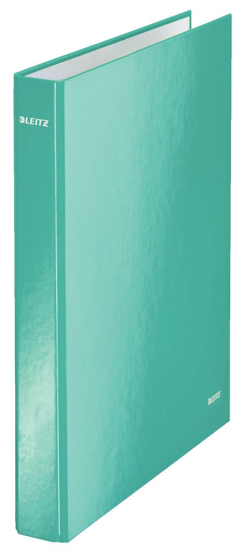 Leitz Ringbuch A4 2R 25Cm Blau Metallic