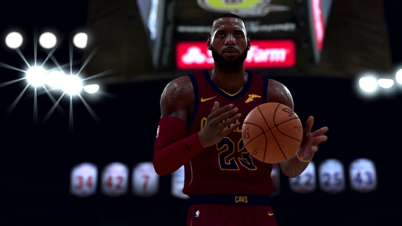 Nba 2k19 Myteam Lebron James 20th Anniversary Packs Trailer