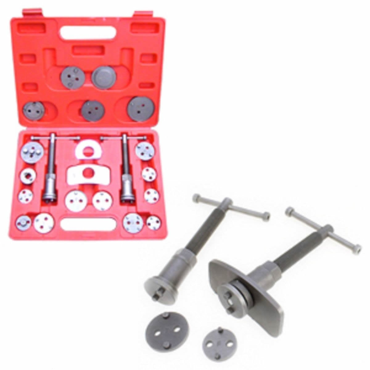 21pcs Universal Wind Back Caliper Tool Kit Pistons And Seals Brake