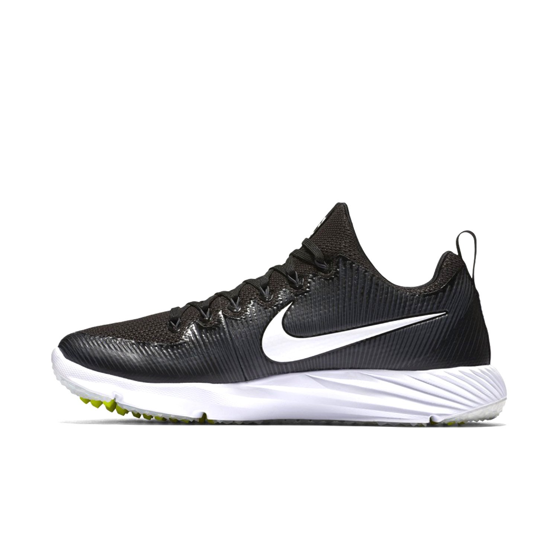 Amazon.com | NIKE Men's Vapor Speed Turf Football Shoe  Black/Anthracite/White Size 8.5 M US | Tennis & Racquet Sports