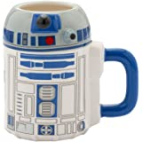 Vandor Star Wars R2-D2 20 Ounce Ceramic Sculpted Mug (99401)