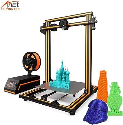 Aibecy Anet E16 Impresora 3D de alta precisión DIY Autoensamblado ...