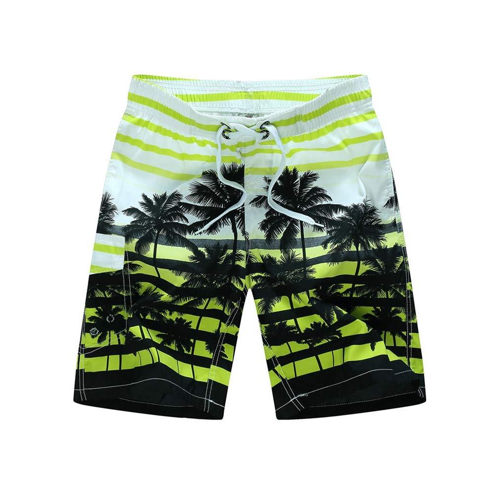 HFOP Short Mens Summer Beach Beach Shorts Board Pants Quick Dry Silver Casual