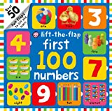 Lift-The-Flap First 100 Numbers, Roger Priddy, 0312516746
