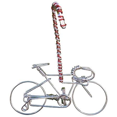 Hecho a mano bicicleta de adornos navideños decoraciones de Navidad - especial casa de vacaciones oficina Ideas