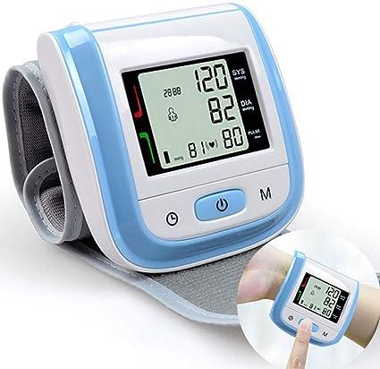 Primera lectura de presión arterial alta