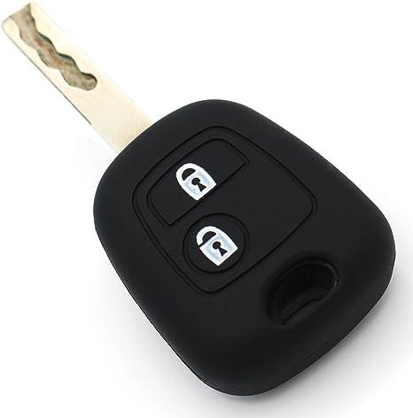 Schlüssel Hülle Pec Für 2 Tasten Autoschlüssel Silikon Elektronik