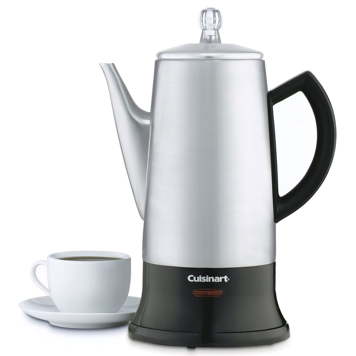 12 Cup Cordless Perculator Coffee Maker Cuisinart PER-12BCC