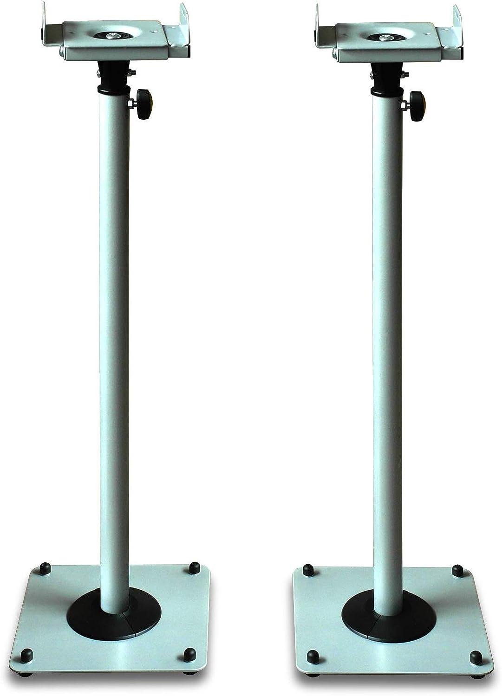 Drall Instruments 2 Stück Boxenständer Aus Metall Elektronik