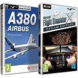 Flight Simulator X + A380 Airbus - Edición Limitada