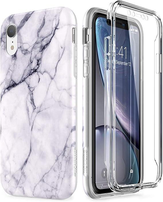 Princess AF pink Marble iphone case