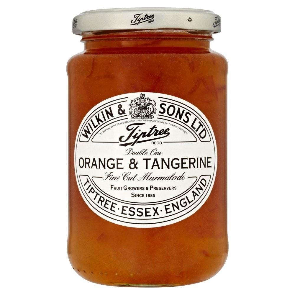 Tiptree Double One Orange & Tangerine Fine Cut Marmalade (454g)