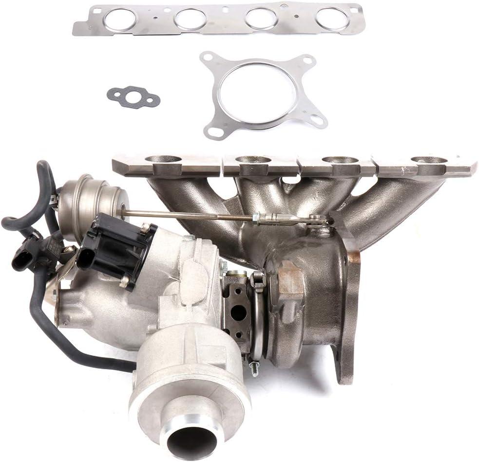 Turbo Turbocharger LUJUNTEC For 2008-2013 A3 2005-2010 A4 2005-2009 A4 Quattro 2009-2010 TT 53039880087 06D145701D 06D145701H 06D145701G with Gaskets