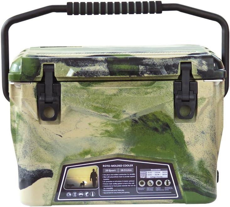 アイスランド クーラーボックス 20qt [ グリーンカモ / 18.9L ] iceland cooler box