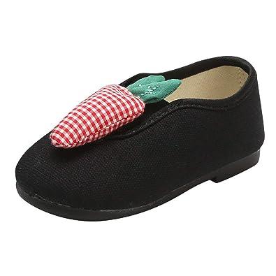 Newborn Baby Girl Suede Bow Soft Anti-slip First Walker Princess Single Flat Shoes