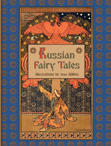 Russian Fairy Tales [Afanasyev, Alexander] (Tapa Dura)