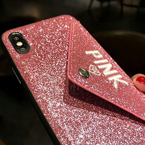 Wallet Cases - Pink Embroidery Fashion Case 7 Plus 8 Plus XS XS - 1
