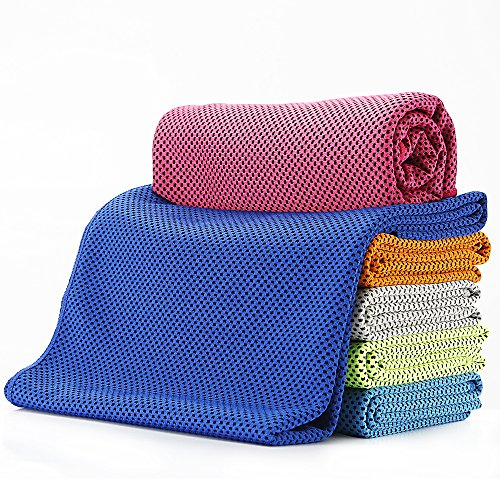 Microfiber Cooling Towel for Gym Golf Sport Workout