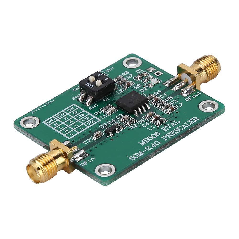 Mugast Diviseur de Fr/équence 2.4GHz Module de MB506 Hyperfr/équences Prescaler pour Emetteur-R/écepteur DBS CATV