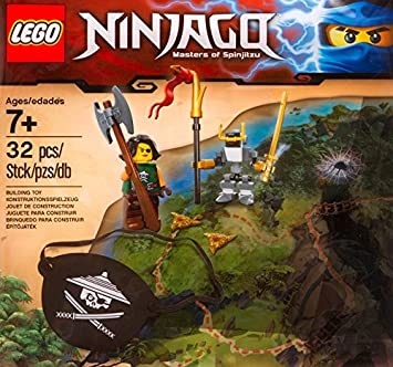LEGO 5004391 Ninjago - Bolsa de Polietileno: Amazon.es ...