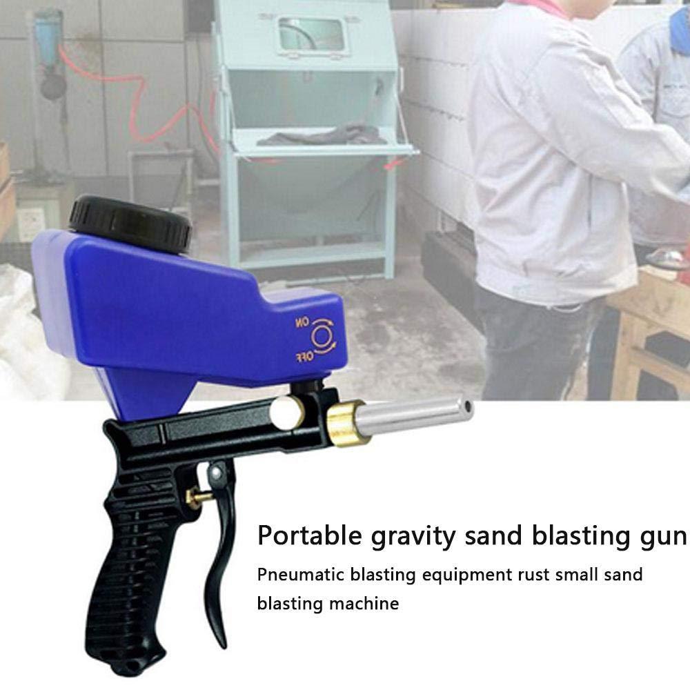 Amazon com: DokFin Sand Blasters, Handheld Abrasive Media