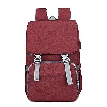 82d9cb5dd647 Amazon.com   Guojia Diaper Bag Backpack