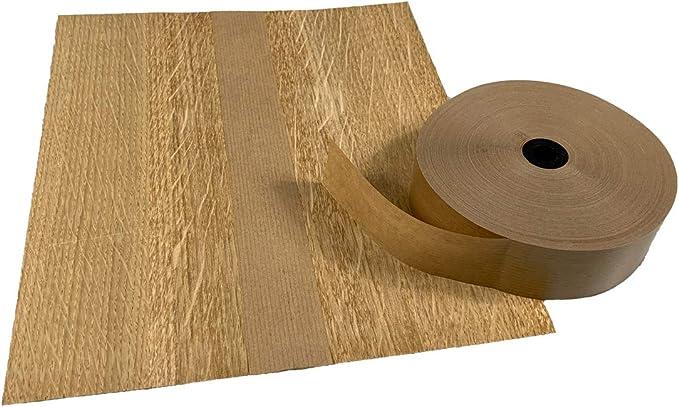 Premiumqualit/ät Furnierpapier zum Verkleben von Furnieren f/ür Intarsien und Restaurationsarbeiten EHRHOLZ Fugenleimpapier