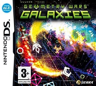 Activision Blizzard Geometry Wars: Galaxies (Nintendo DS) (B000TUG5CS) | Amazon Products