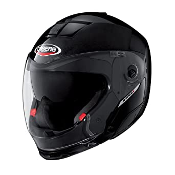 CABERG CASCO INTERGRALE HYPERX METAL TG C4AA0030 BLACK XL