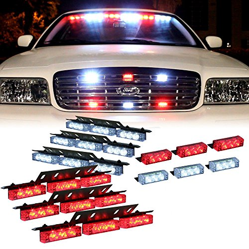Led Deck Lights For Emergency Vehicles