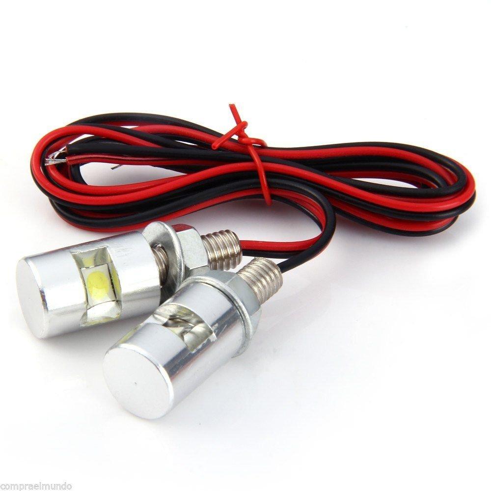PA-ADP ADP32 Prime Autobots 32 SMD LED Flexible Turn Signal Brake Strip Light and Tail Light Motorcycle Light Strip
