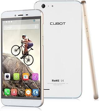 Cubot X10 - Smartphone libre Android (pantalla 5.5