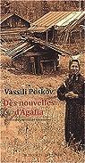 Des nouvelles d'Agafia par Vassili Peskov