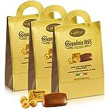 Caffarel 口福莱 吉安杜佳榛子牛奶巧克力 65g*3(意大利进口)(亚马逊自营商品, 由供应商配送)