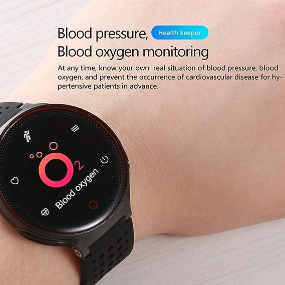 KDSFJIKUYB Pulsera de Actividad X2 Plus Smart Watch IP68 ...