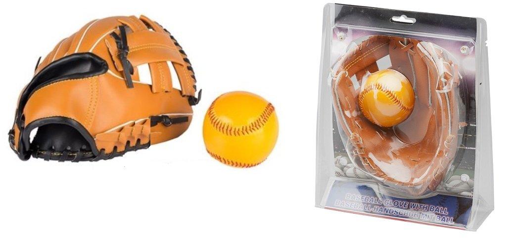 Gant de Baseball Americain + sa balle - GAUCHE - Enfant dc
