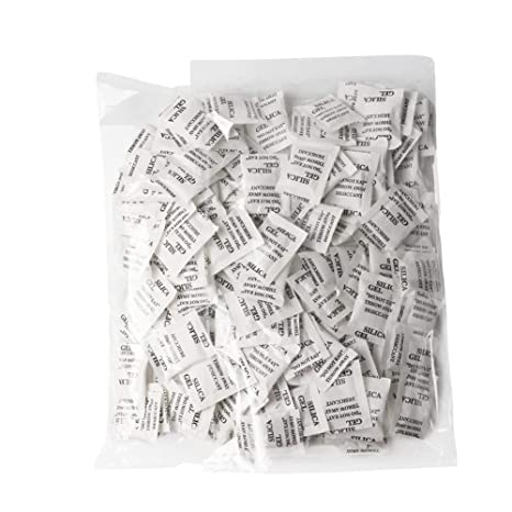 Bocotoer - Bolsas de Gel de sílice (1 g, absorbentes de ...